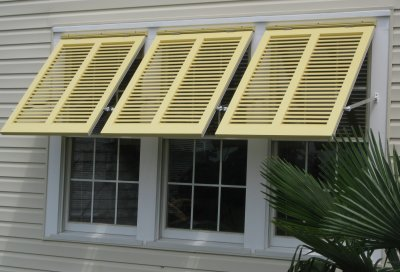 How To Measure For Bahama Shutters
