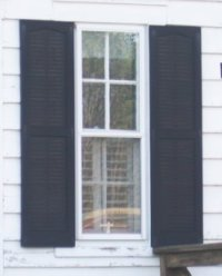 How to measure for exterior shutters - Measure exterior window shutters ...